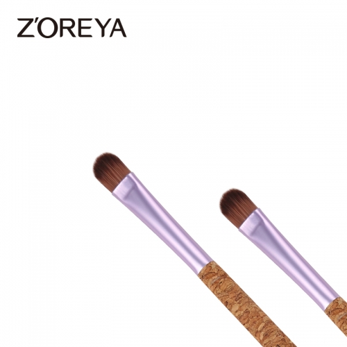 Cork handle eco-friendly concealer brush