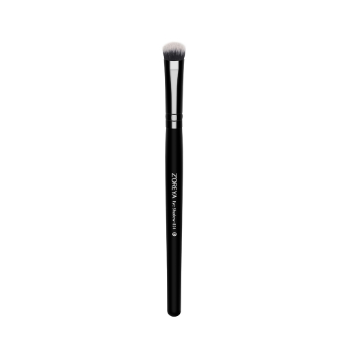 Classical black color eye shadow brush