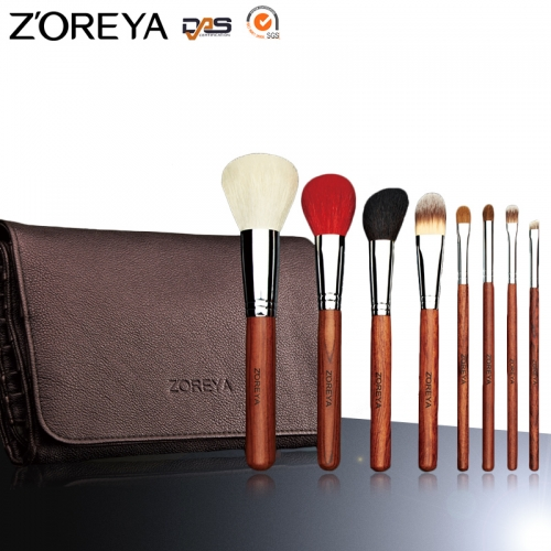 Zoreya 20 pieces makeup brush set professional makeup brushes