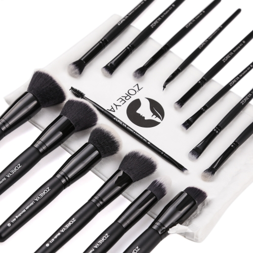 Classical Black Makeup brush