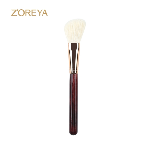 Rosewood-like Blush Makeup Brush