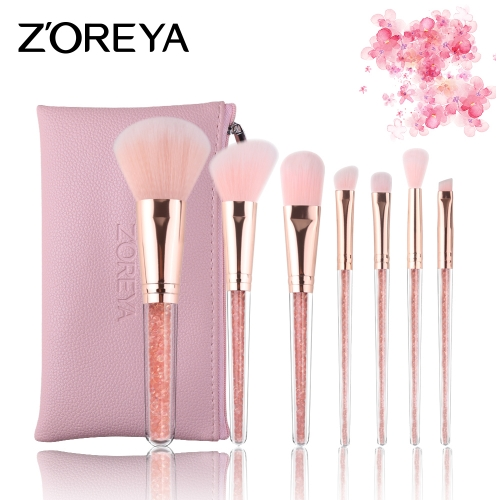 Eternal Crystal  Brush Set