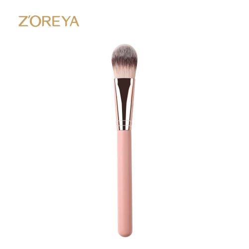 ZOREYA Rosegold-like Foundation Brush