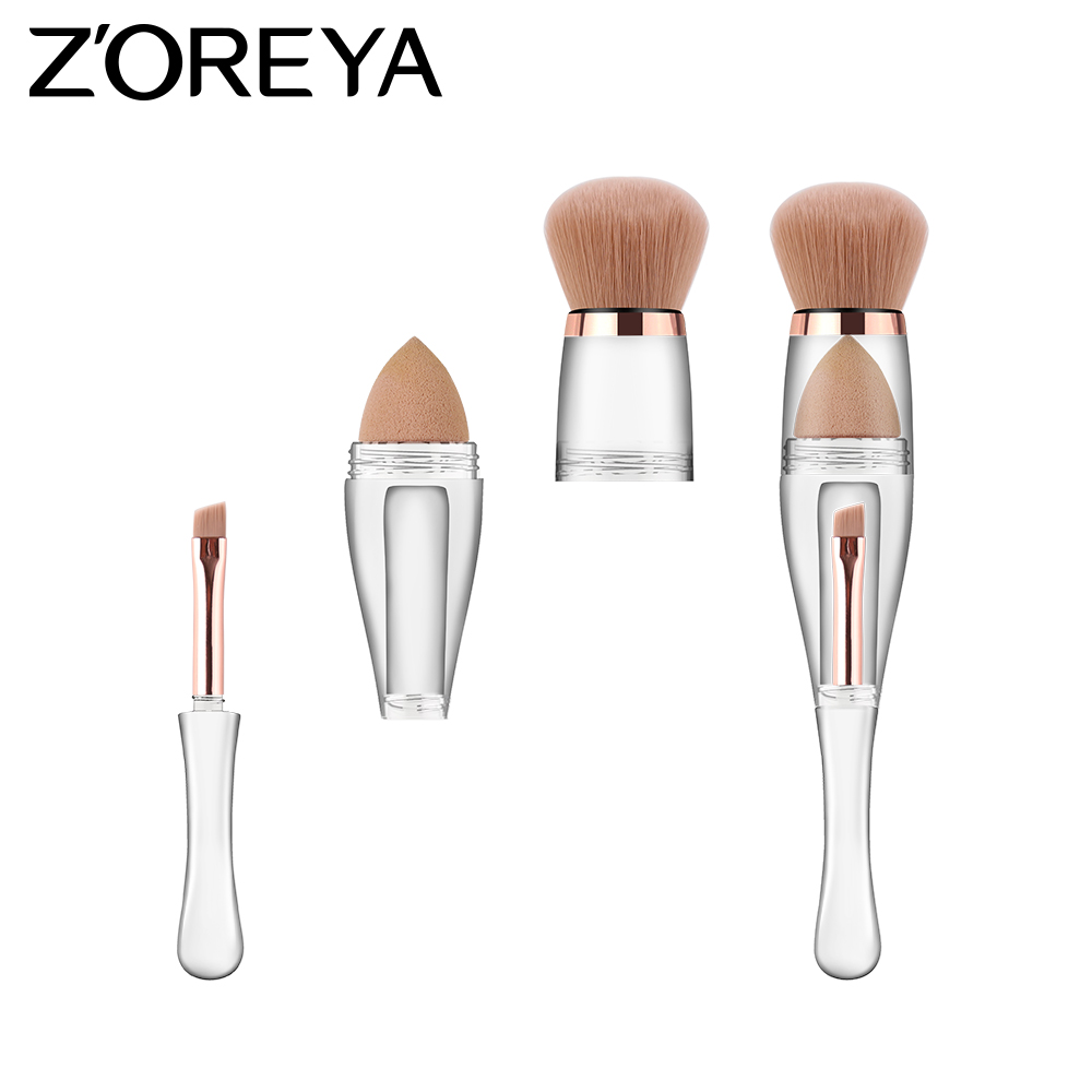 3in1 three brush in one body series